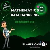 Data Handling Kit | A Range of Editable Graphs and Charts