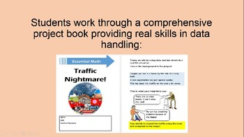 Data Handling: Traffic Nightmare Tally and Bar Charts Project