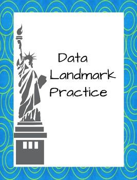 Data Landmarks Practice
