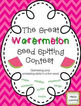 Watermelon seed spitting contest prizes for employees