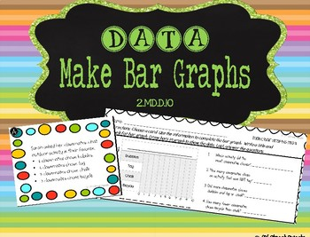 Data: Make Bar Graphs - GO MATH! Chapter 10