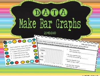 Data: Make Bar Graphs - GO MATH! Chapter 10