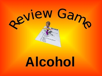 Health Review Game (Alcohol)