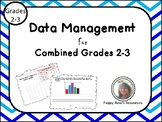 Data Management  Grade 2-3 Math