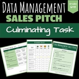 Data Management Sales Pitch - Culminating Assignment