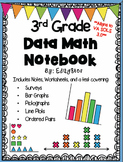Graphing Math Notebook