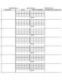 Data Monitoring Chart