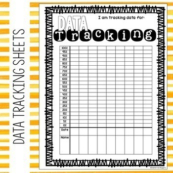Data Notebook (2nd-5th)