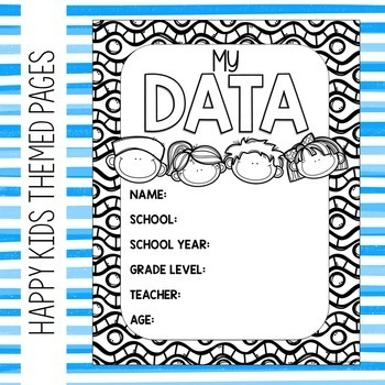 Data Notebook: 2nd Edition (2nd-5th)