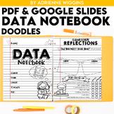 Editable Notebook Theme Data Notebook (PPT & Google Classr