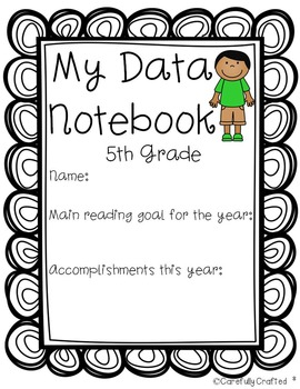 Data Notebook 5th Grade Reading