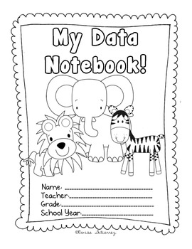 Data Notebook- Animal Themed