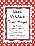 Data Notebook Cover Pages