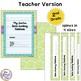 Student and Teacher Data Notebook Cover Set  2nd Grade