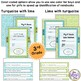 Data Notebook Covers, Backs and Spines for 3rd Grade