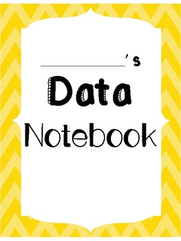Data Notebook/Data Portfolio Student Led Conferences