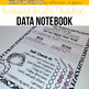 Data Notebook, Data Wall, Back to School BUNDLE TO SAVE