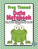 Data Notebook- Frog Themed