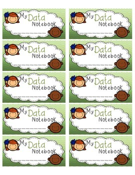 Data Notebook Labels