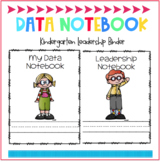 Data Notebook/ Leadership Binder Kindergarten