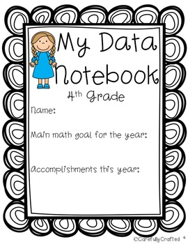 Data Notebook 4th Grade Math