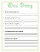 Data Notebook Parent Goal Setting