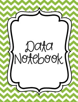 Data Notebook Sign