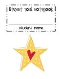 Data Notebook (Student Goal Notebook)