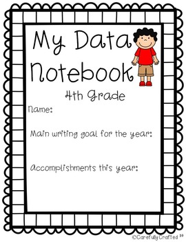 Data Notebook 4th Grade Writing