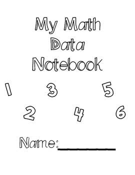 Data Notebooks for Math