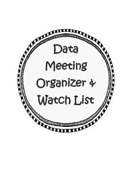 Data Organizer