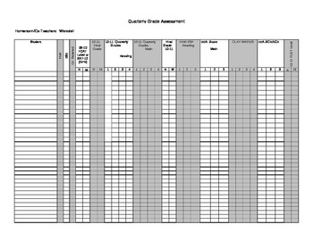 Data Organizer (Customizable)- Spread Sheet