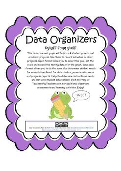 Data Organizers {Free}