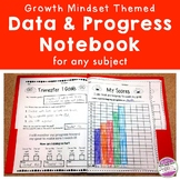 Data Notebook Growth Mindset Theme