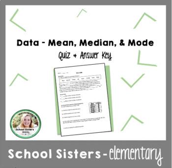 Data Quiz