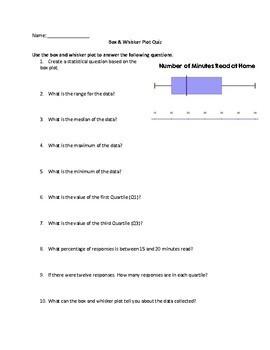 Data Quiz Bundle
