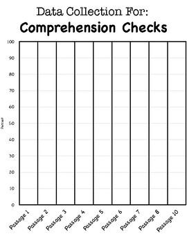 Data Recording (Comprehension Check)