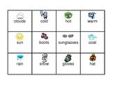 Data Set: Weather