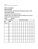 Data Sheet - Counting Bills