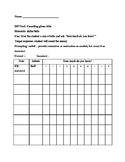 Data Sheet - Counting Given Bills