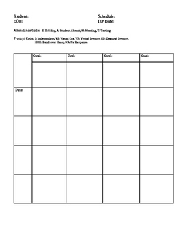Data Sheet Templates