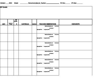 Data Sheet for ESE