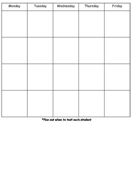 Data Sheets for Reading