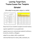 Data Trackers-easily track students' skills/standards-BUNDLE!