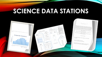 Data Stations Mean, Median, Mode and Range