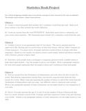 Data & Statistics Final Project