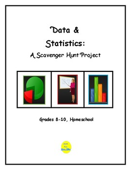 Data & Statistics Scavenger Hunt