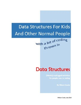 Data Structures (DS for Kids aONP)