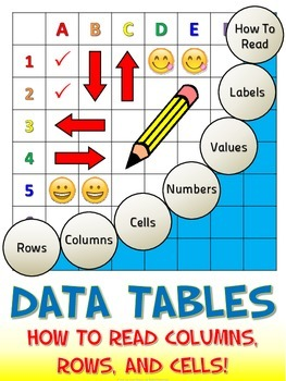 Data Tables: Just Column Like You See 'em