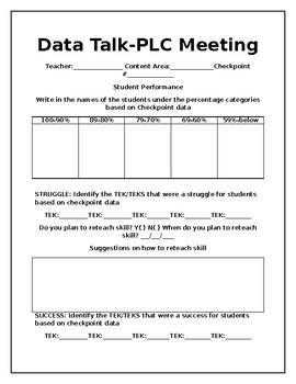 Data Talk